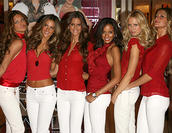 Which Victoria Secret Angel Can Be Your Lover?
