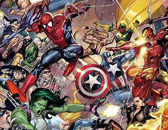 Hangi Marvel Karakterisin?