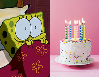 The Birthday Cake You'll Make Will Reveal Your Biggest Fear!