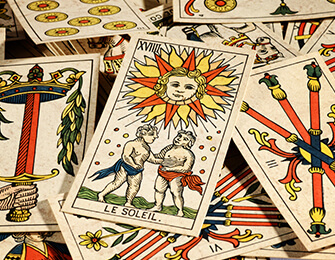 What Do Our Tarot Cards Say About Your Love Life?